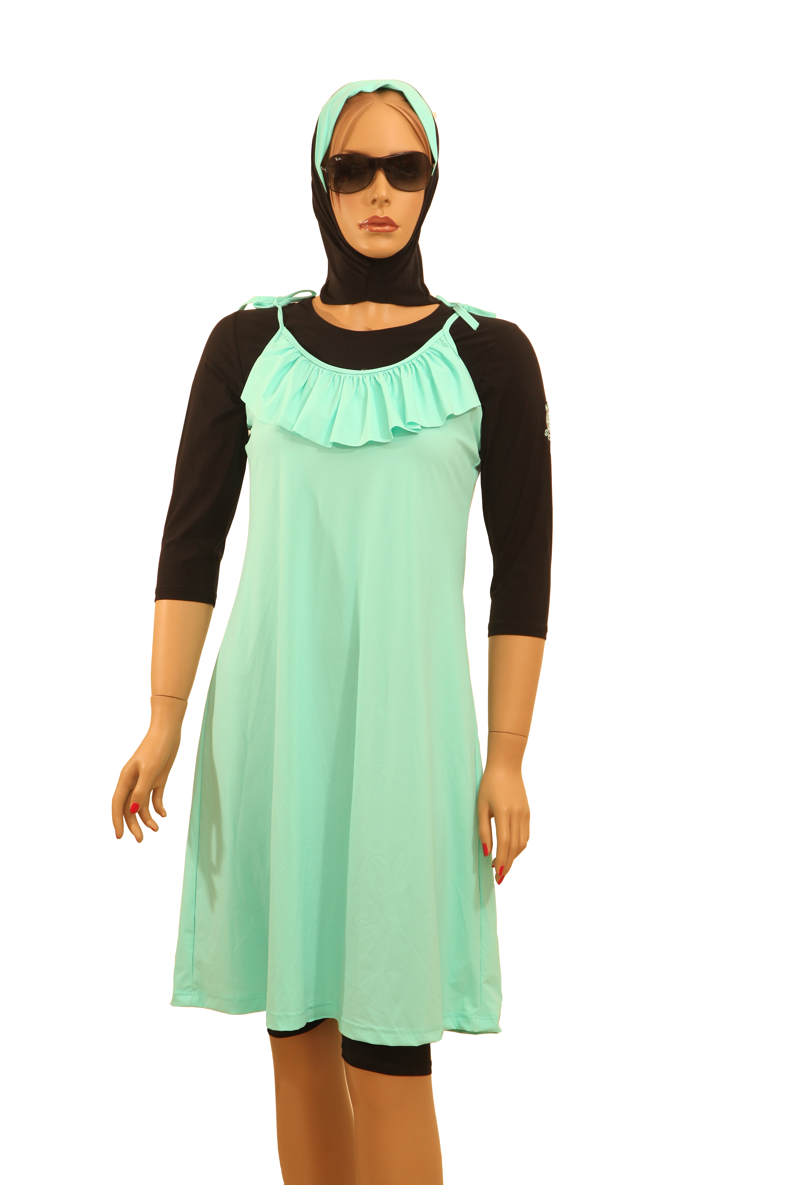 1734e48f643a Kineret Turquoise Muslim style Discontinued products - Sea Secret
