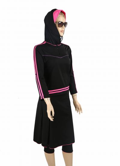 Front-New Jogger muslim style modest sportswear