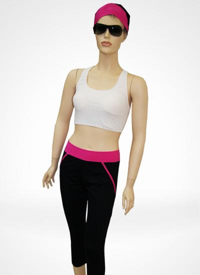 SwimBra white - Mastectomy