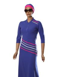 Diago lilac- front-modestswimdress