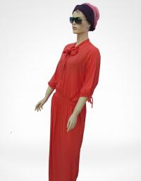 Lounge Dress Corail